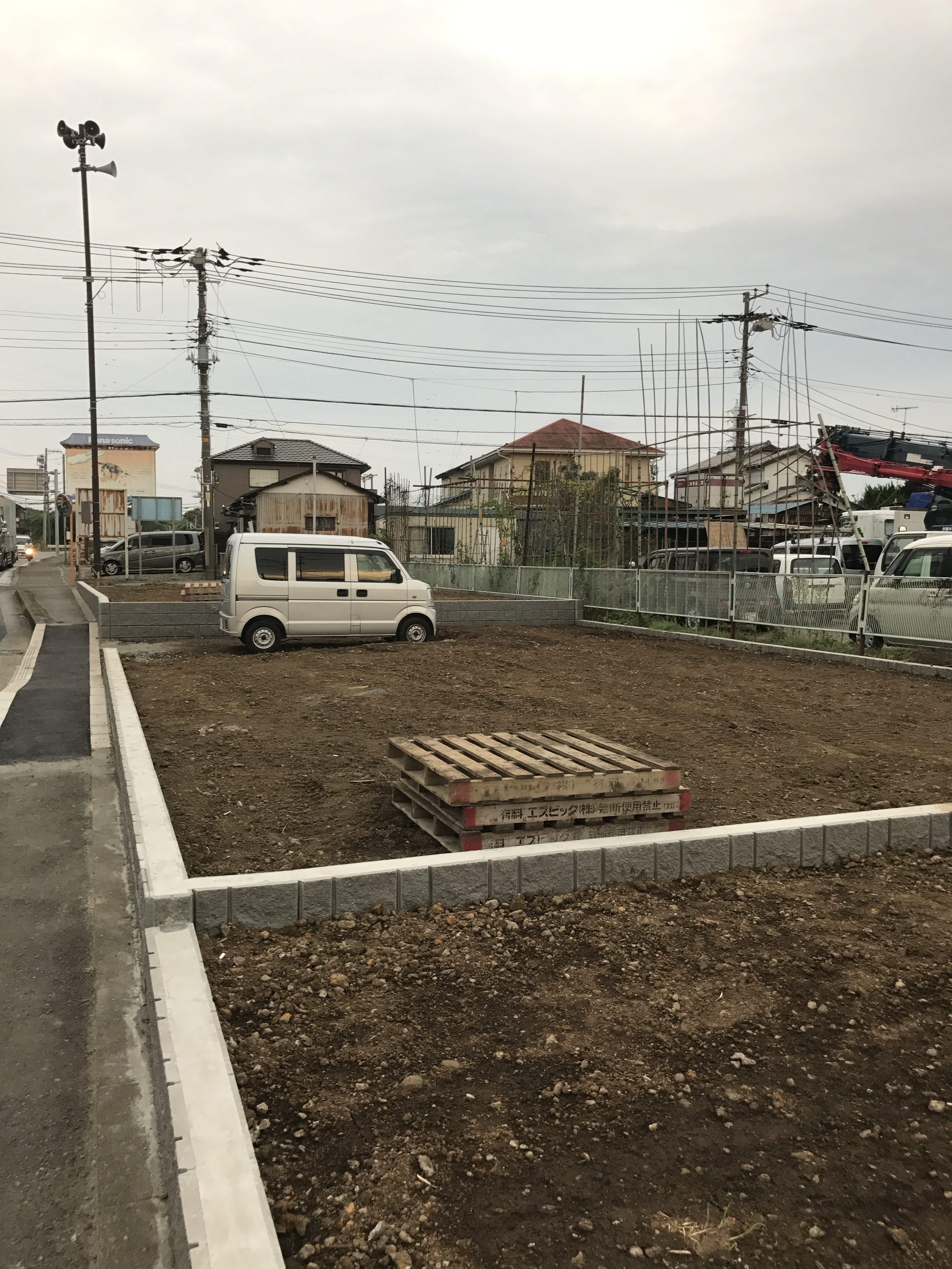 藤沢市亀井野3区画造成工事