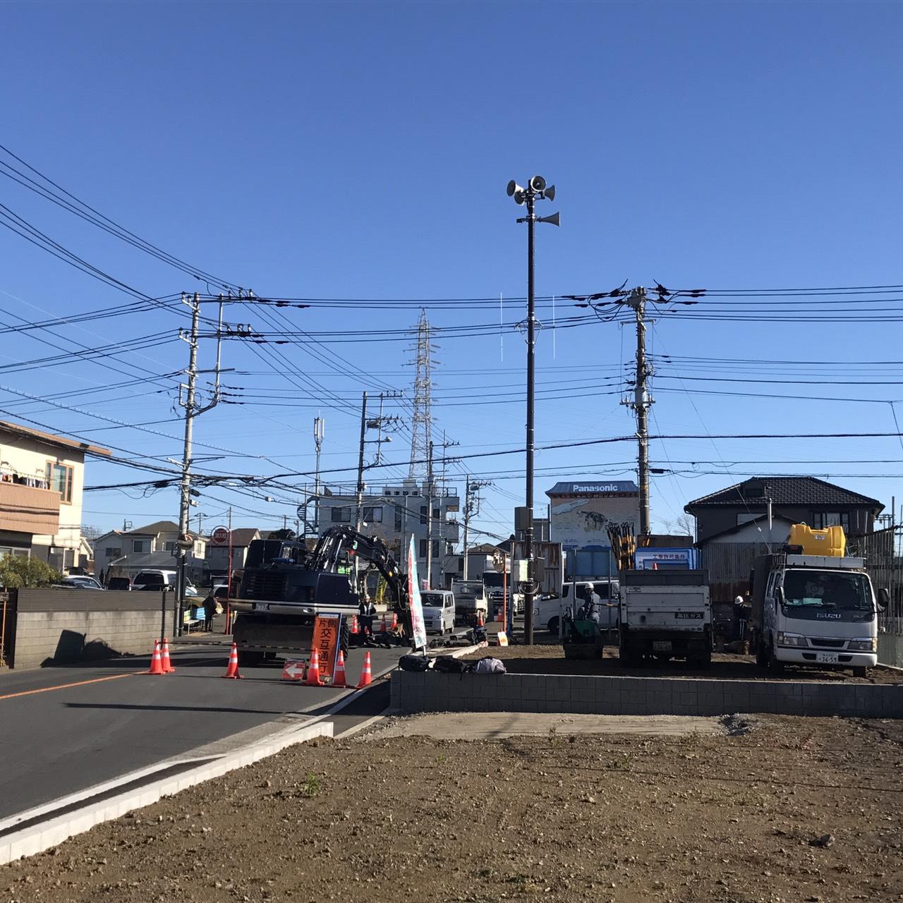 藤沢市亀井野セットバック舗装工事