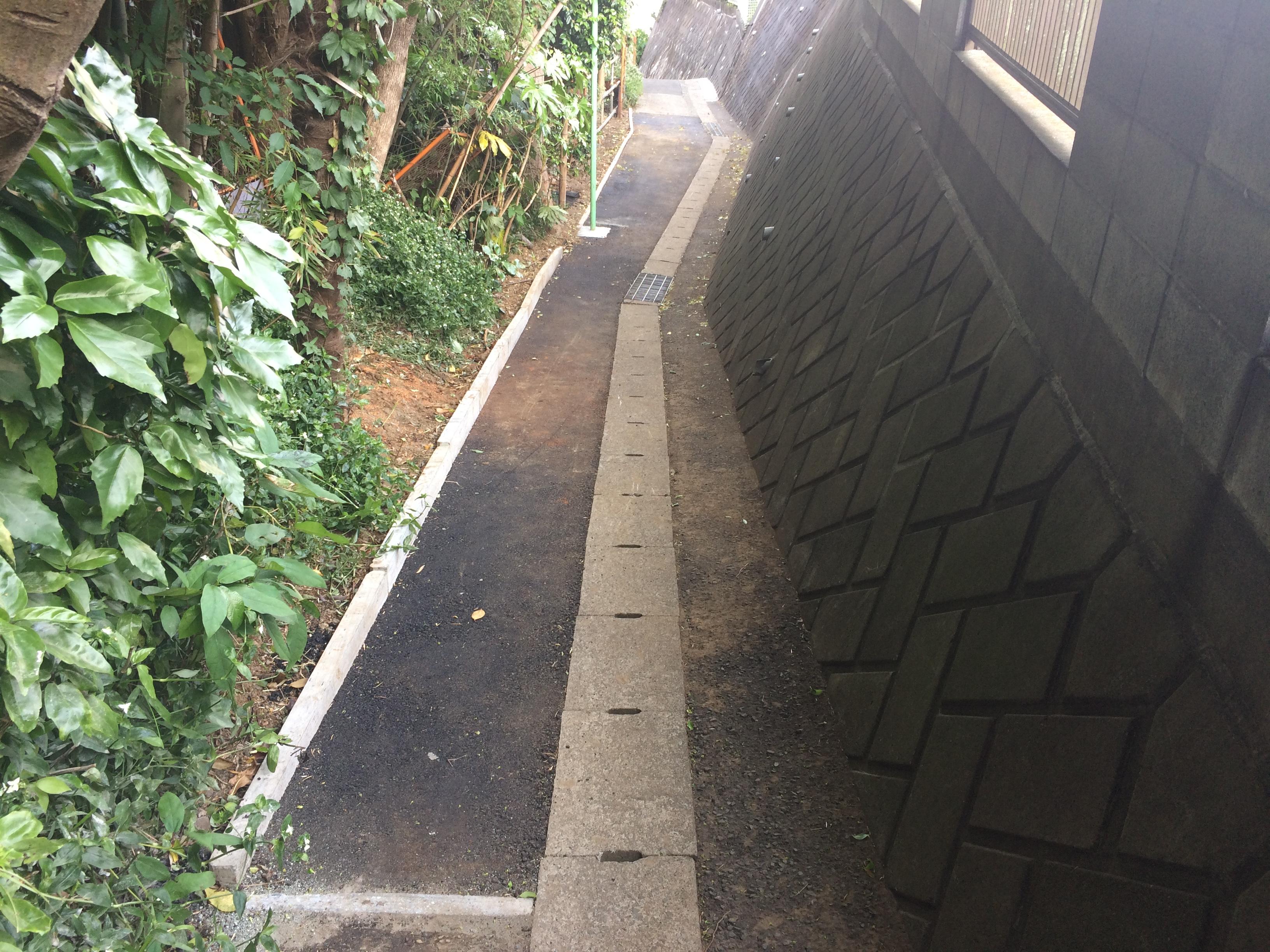 西俣野道路舗装修繕